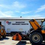 MCS naprawa maszyn budowlanych