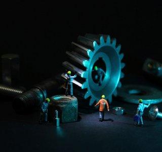 naprawa maszyn budowlanych